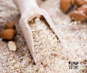almond meal as a grainfree flour alternative