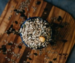 nut and seed flours